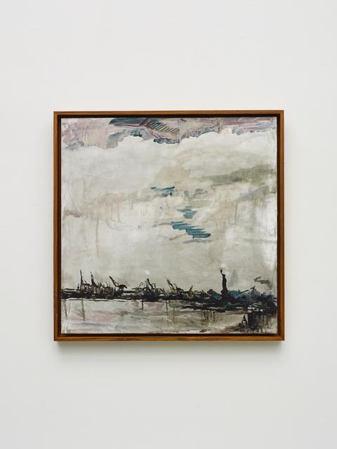 , 'greater NEW YORK_peili_2,' 2016, Eli Klein Gallery