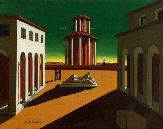 , 'Piazza d'Italia,' , Galleria d'Arte Maggiore G.A.M.