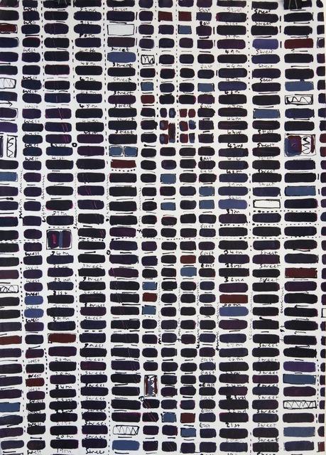 , 'Brinjal Manhattan,' 2018, Rebecca Hossack Art Gallery