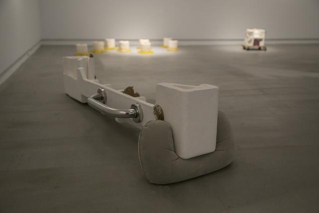 , 'Foam to Form,' 2015-2016, David Zwirner