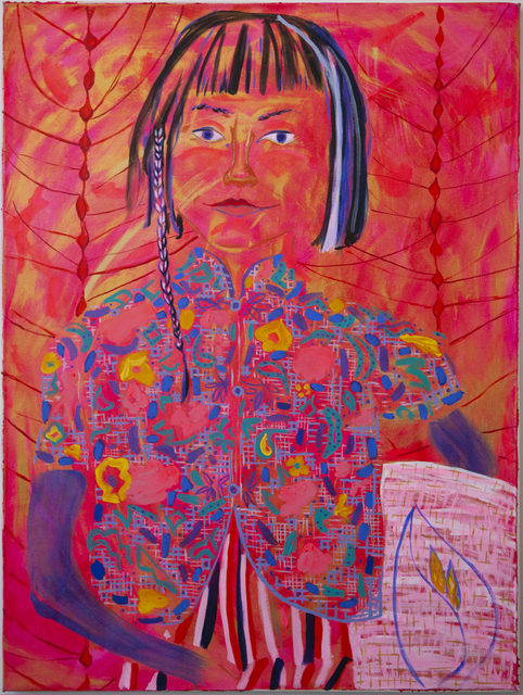 , 'Iris Yirei Hu New Mexico,' 2019, Gaa Gallery