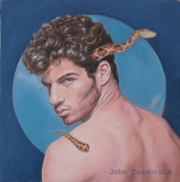 , 'Snake Charmer,' 2018, Abend Gallery