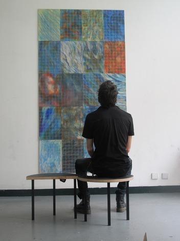 , 'Bethabée reste au bain (Installation view),' 2013, Supportico Lopez