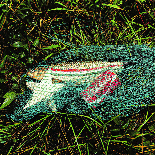 , '  RWG FISH, NET, COCA-COLA, STAR,' 1981, VILTIN Gallery