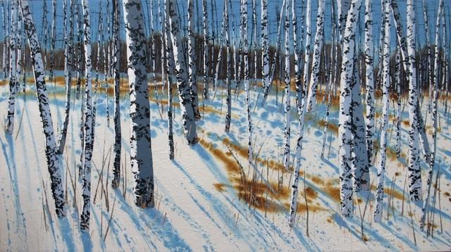 Carole Malcolm, 'Treescape 03118', 2018, Galerie Bloom