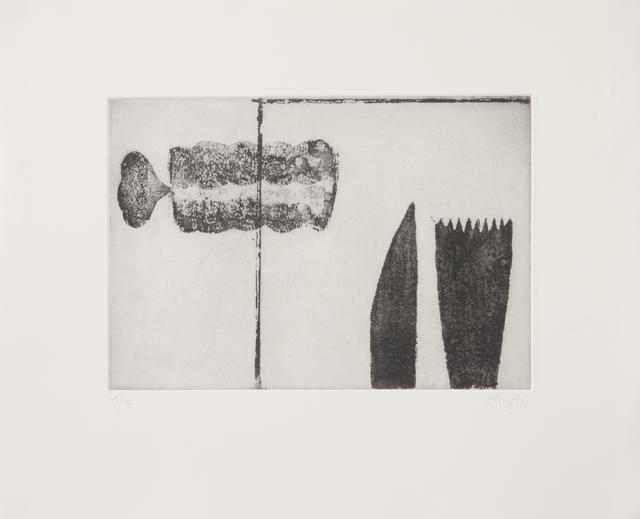 , 'Shadow Play 6,' 1992, Flowers