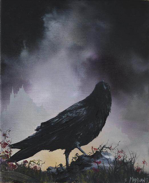 , 'Crow II,' 2017, Haven Gallery