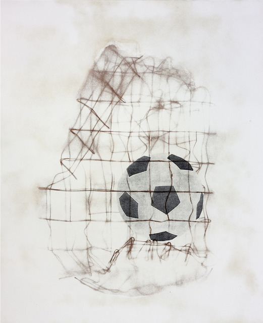 , 'Obstacles Before the Goal,' 2013, Paulson Fontaine Press