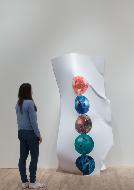 , 'Agreement #2 (Bowling Balls),' 2014, Postmasters Gallery