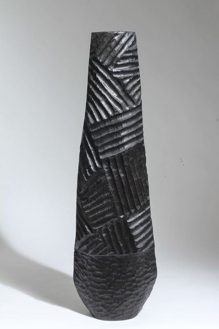 , 'CROSS-HATCH FLASK,' , Traver Gallery