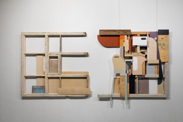 Alexey Luka, 'Microclimate', 2019, Mixed Media, Wood, plywood. acrylic, Ruarts Gallery