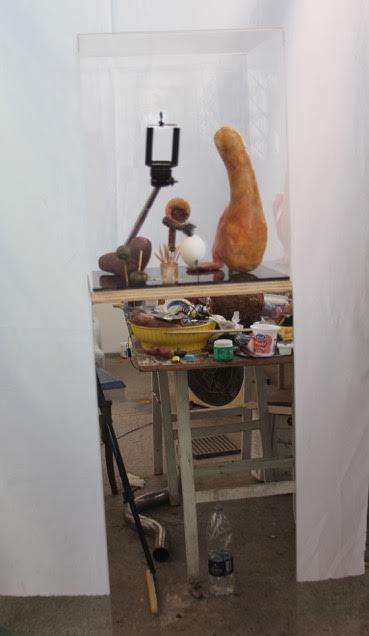 , 'Selfie,' 2016, Barro Arte Contemporáneo
