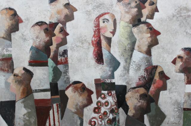 , 'Going,' 2016, GALERIA JORDI BARNADAS