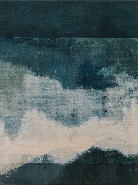 , 'Elemental transparency,' 2018, Tatha Gallery