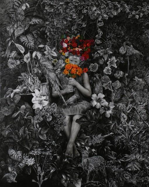 , 'Almost paradise,' 2018, Art Porters