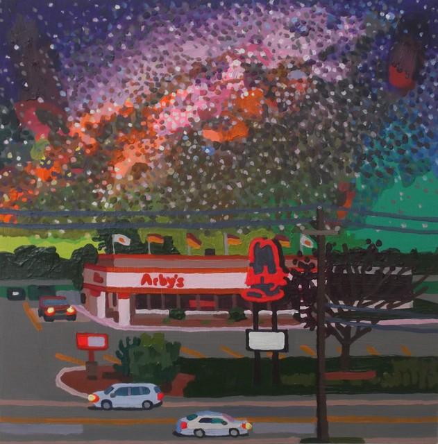 , 'Feels Like an Arby's Night,' 2019, Studio 21 Fine Art