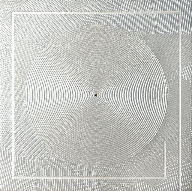 Gianfranco Zappettini, 'CON-CENTRO n 77', 2018, Primo Marella Gallery