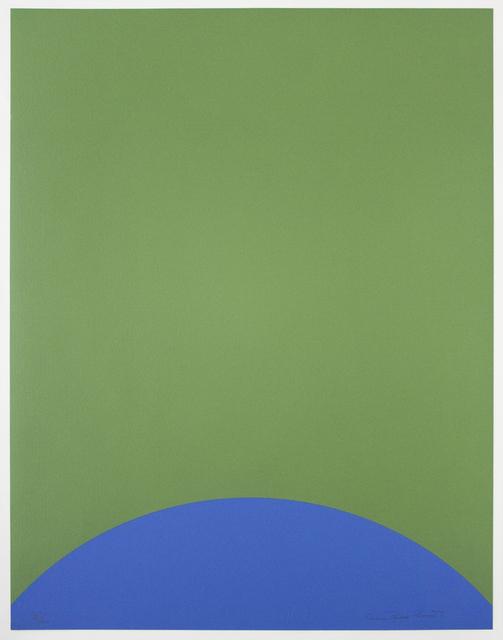 Leon Polk Smith, 'Untitled (Tamarind H)', 1968, Print, Lithograph, Betsy Senior Fine Art