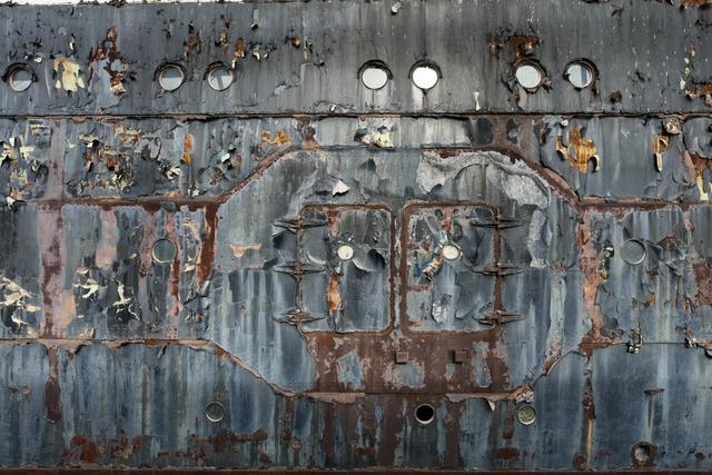, 'Tourist Class Door,' , Front Room Gallery