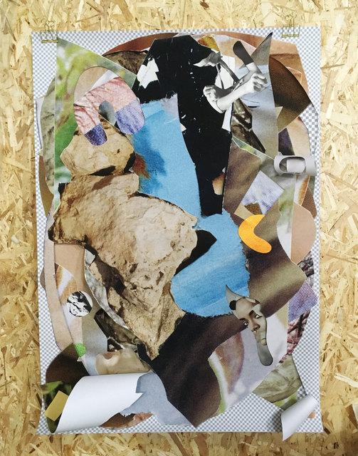 , 'Tongue Tied,' 2018, Gallery Elena Shchukina