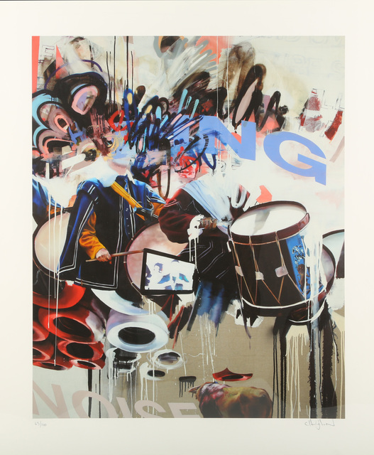 Conor Harrington, 'Bring The Noise', 2010, Chiswick Auctions