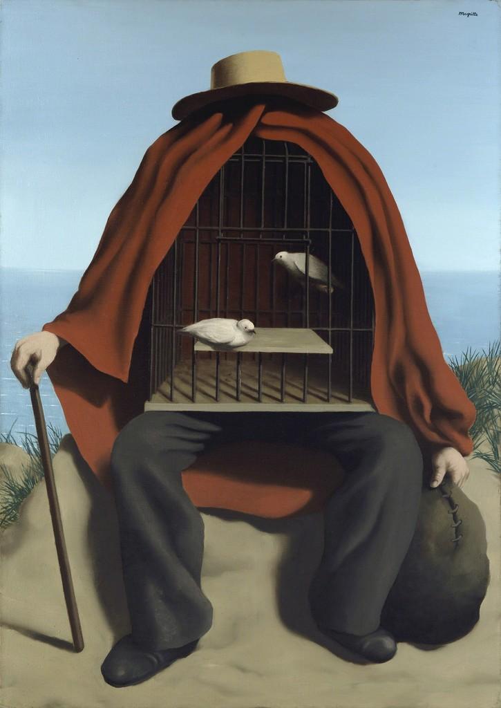 René Magritte, 'The Healer (Le Thérapeute),' 1937, Art Institute of Chicago
