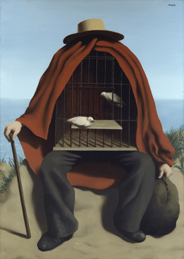 Ren magritte the menaced assassin l 39 assassin menac for Rene magritte le faux miroir