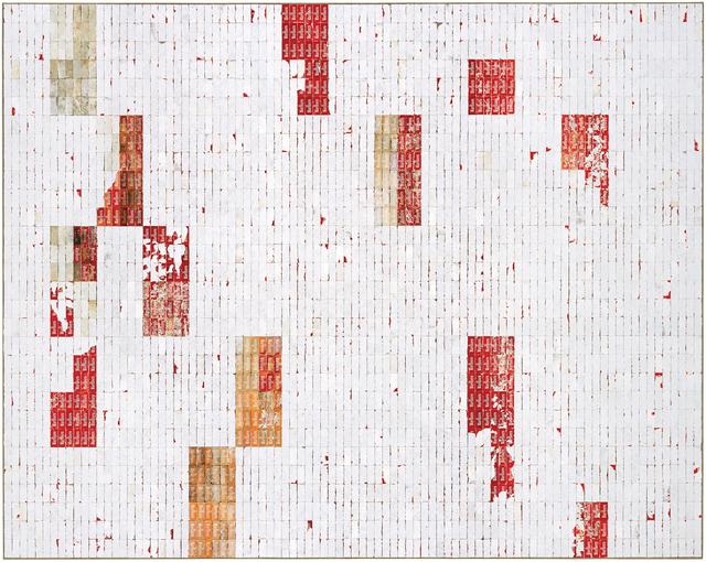 , 'Untitled (Marlboro),' 1997-1999, River