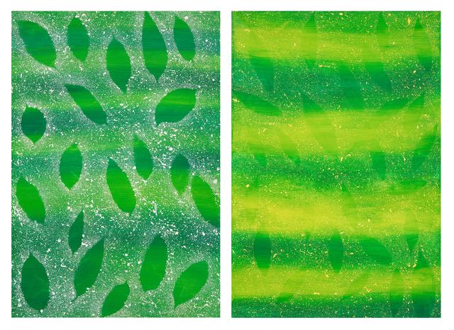 , 'Isop Aquatique/Isop Pratima,' 2017, Stevenson