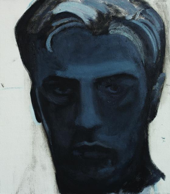 Carole Robb, 'Marcello Mastroianni', 2018, Denise Bibro Fine Art