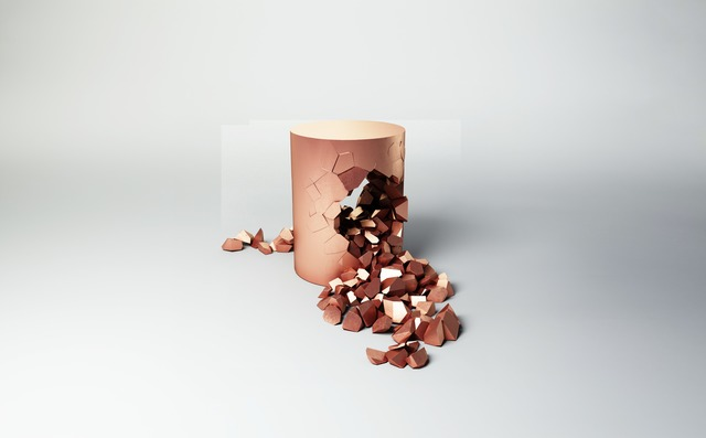 Janne Kyttanen, 'Stool (Rose Gold) | Bullet Pouf ', 2015, Gallery ALL
