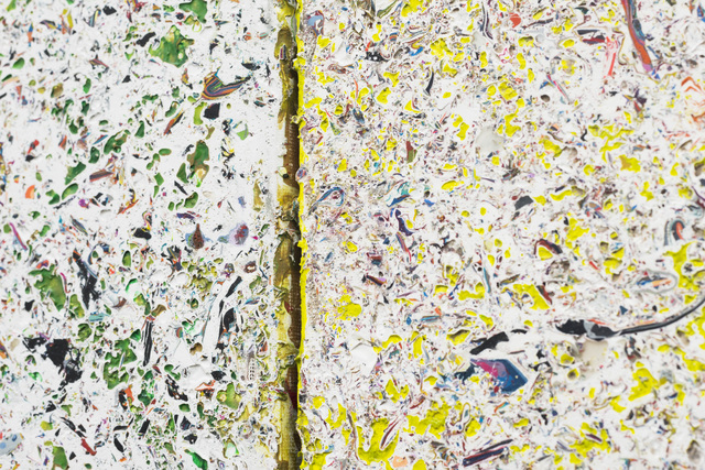 Jacin Giordano, 'Shredded Painting 56', 2016, Painting, Acrylic on canvas, OTTO ZOO