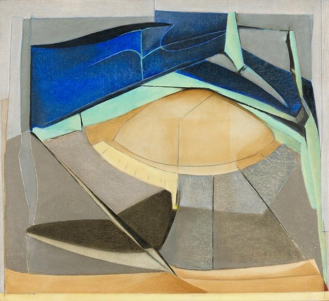 , 'Still Waters at Night,' 2018, Valley House Gallery & Sculpture Garden