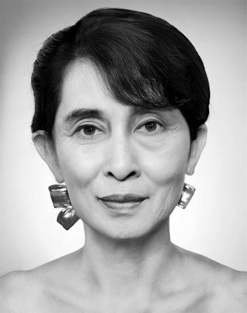 , 'Aung San Suu Kyi,' 2011, A2Z Art Gallery