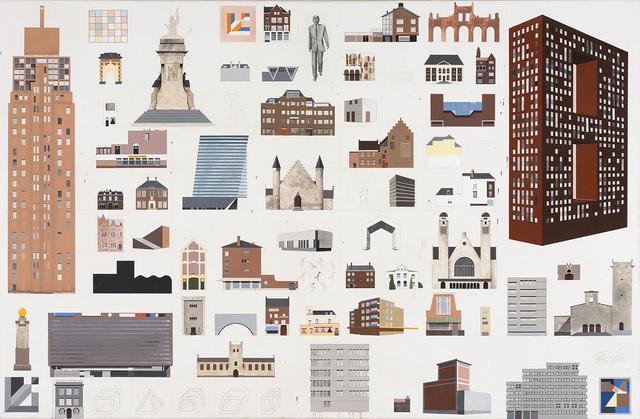 , 'Den Haag,' 2016, Gerhard Hofland