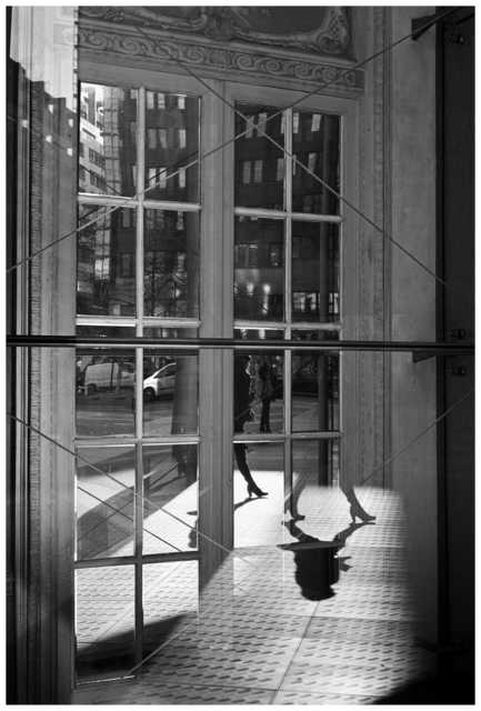 , 'Vitrines, Berlin,' 2011, ABACT Photo Collection