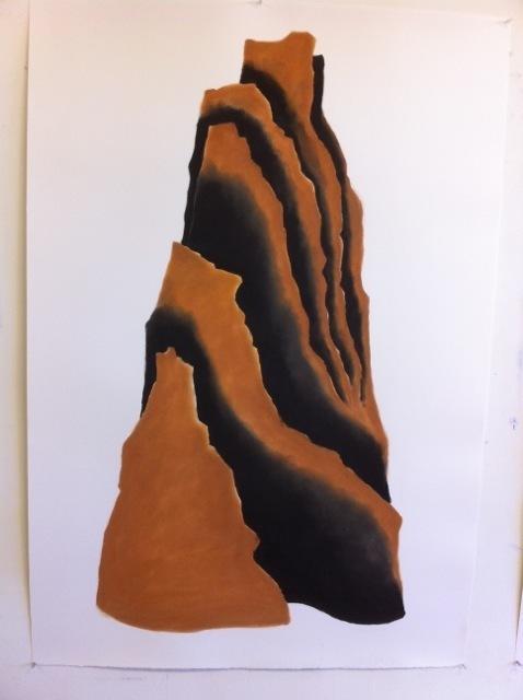 , 'Mountain,' 2014, Annely Juda Fine Art