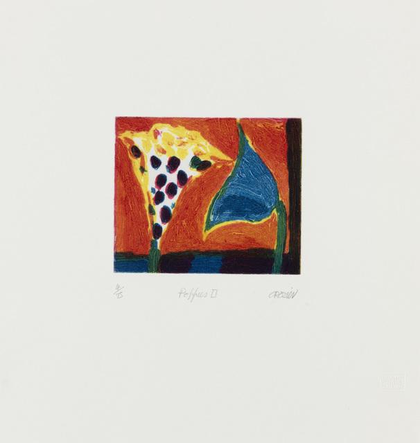 , 'Poppies II,' ca. 1994, Flowers