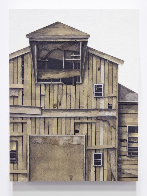 , 'Barn Studies I,' 2019, Momentum Gallery