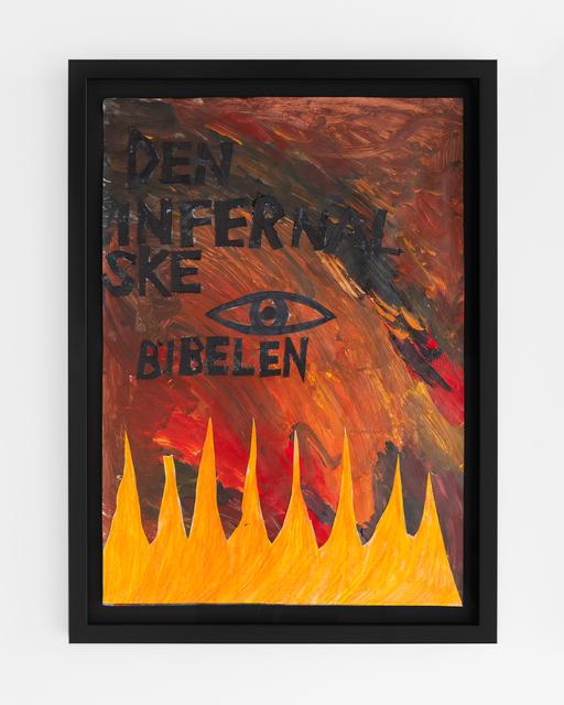 , 'Den infernalske bibelen,' 2015, Sæter Jørgensen Contemporary