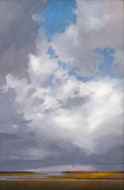 , 'Distant Storm,' 2018, Vose Galleries