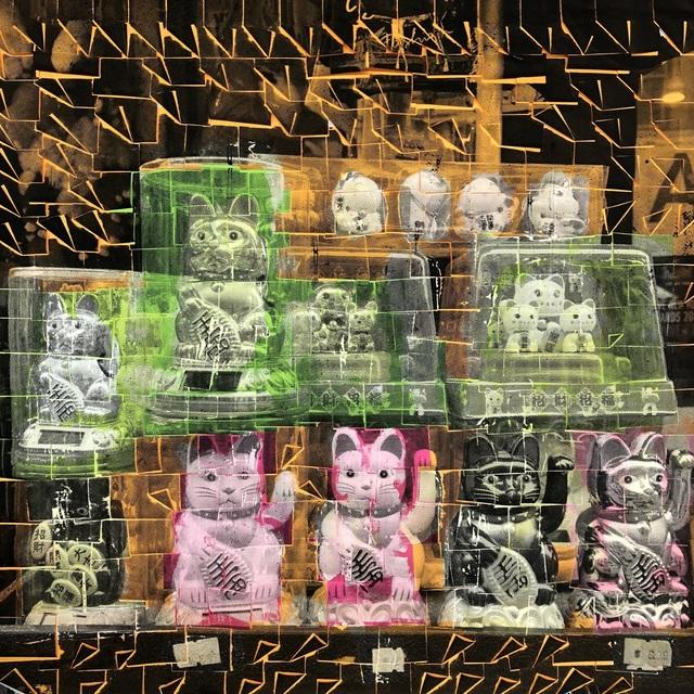, 'New York Sugar Cat,' 2018, Ekavart Gallery