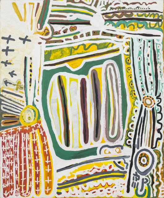 , 'Two Men Dreaming,' 2011, JGM Gallery