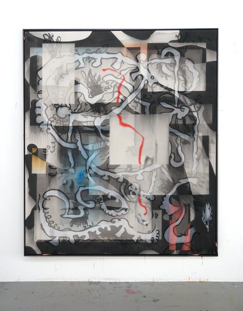 , 'o.T.(virtuell),' 2018, NINO MIER GALLERY