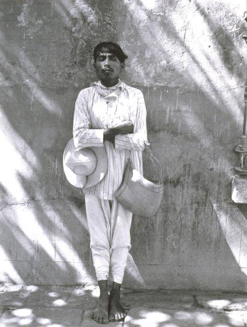, 'Señor de Papantla (The Man from Papantla),' 1934–35-printed 1977, Frye Art Museum