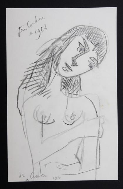 , 'Woman Thinking,' 1955, Denis Bloch Fine Art