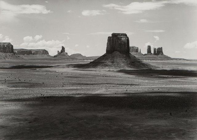 Paul Caponigro, 'Monument Valley', 1976, Heritage Auctions