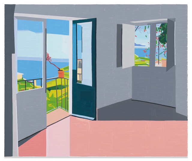Guy Yanai, 'Room in Salina', 2019, Miles McEnery Gallery