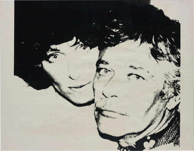 Andy Warhol, 'John and Lorraine Chamberlain', 1978, Phillips