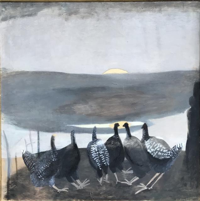 , 'The Bulging Sun,' 1980, Crane Kalman Gallery